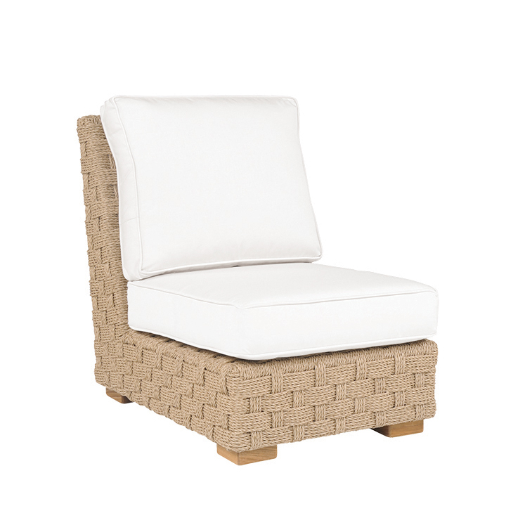 St. Barts Sectional Armless Chair