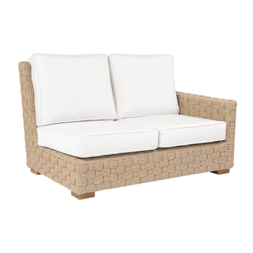 St. Barts Sectional Right Arm Settee