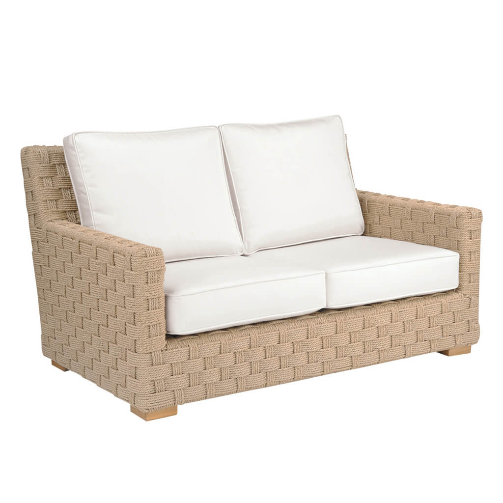 St. Barts Deep Seating Settee