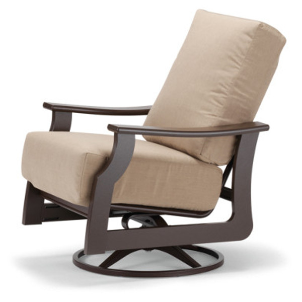 St. Catherine Cushion Swivel Rocker