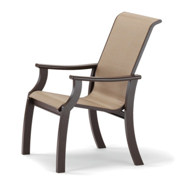 St. Catherine Sling Arm Chair