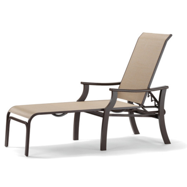 St. Catherine Sling Four-Position Lay-flat Chaise