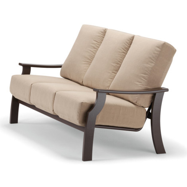 St. Catherine Cushion Three Seat Sofe