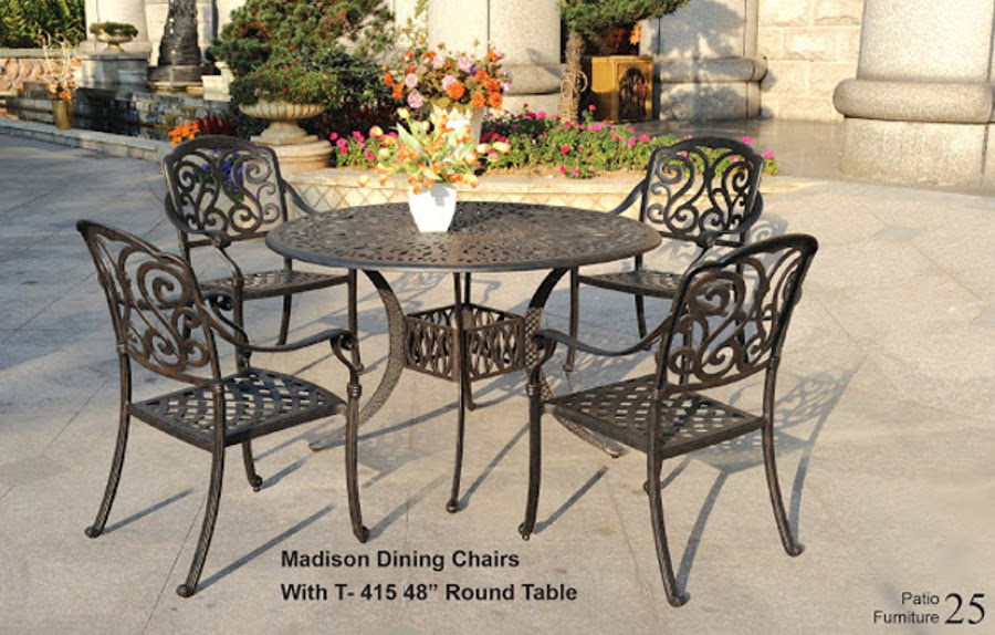 The Madison Collection Dining Group