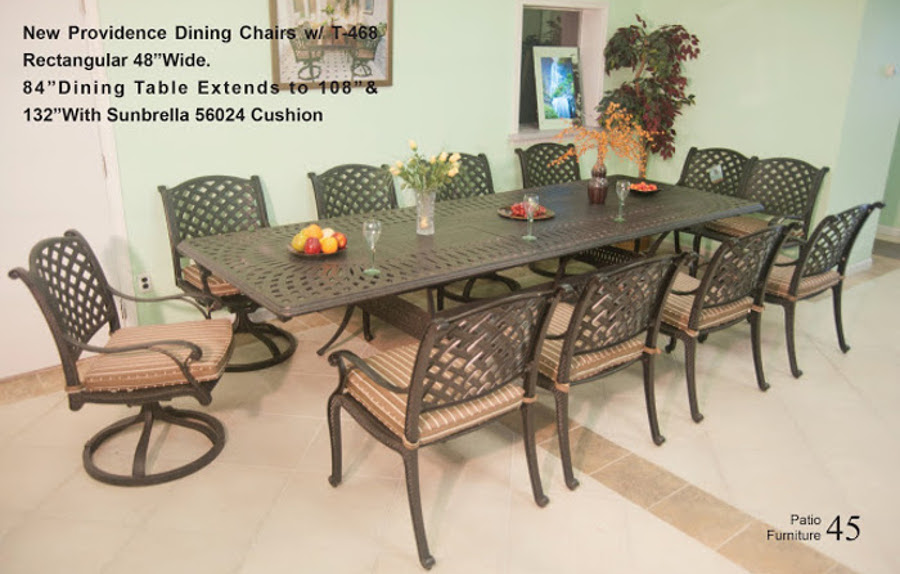 The New Providence Collection Dining Set