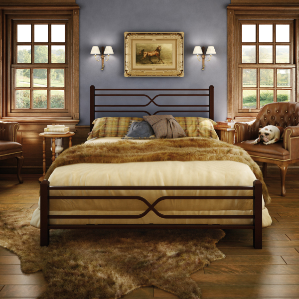 Amisco Bedframes Viking Casual Furniture