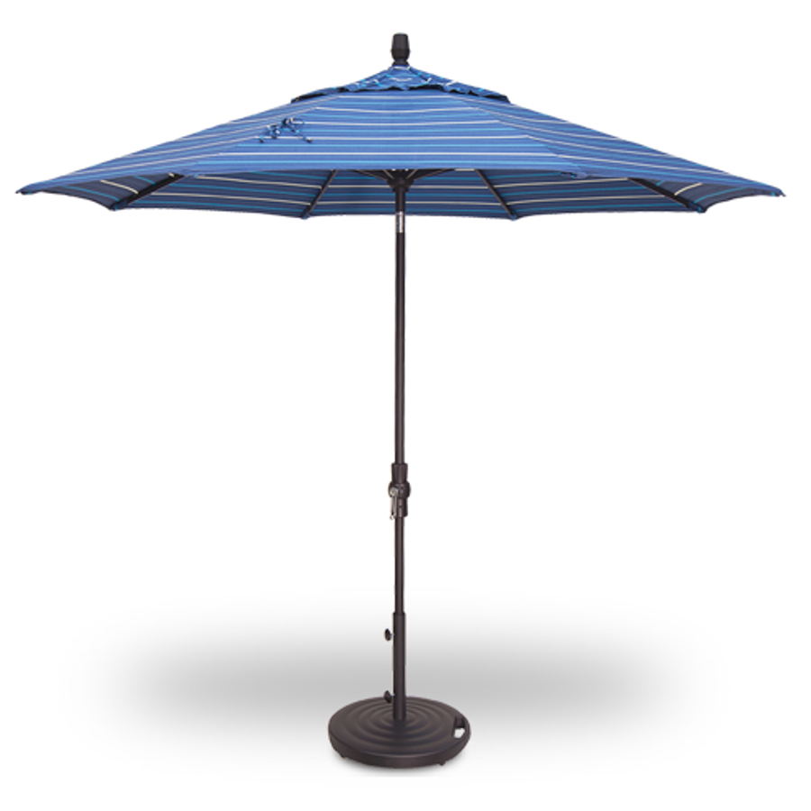 Collar Tilt Umbrella 9'