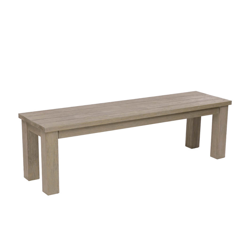 Tuscany Backless Bench