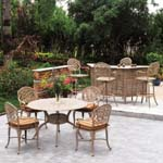 Grand Tuscany Dining Set
