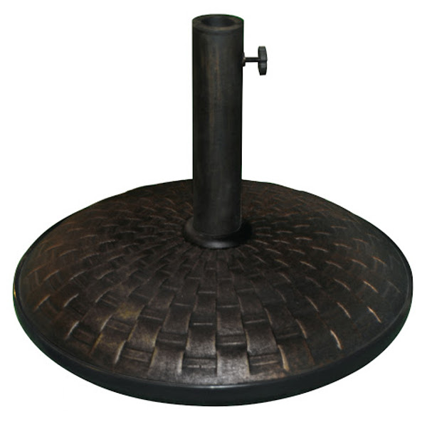 Concrete Umbrella Base - 55lbs