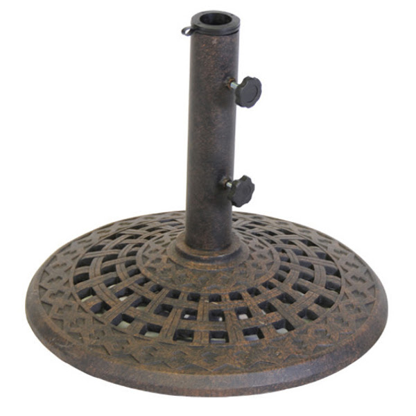 Cast Iron Umbrella Base - 40lbs
