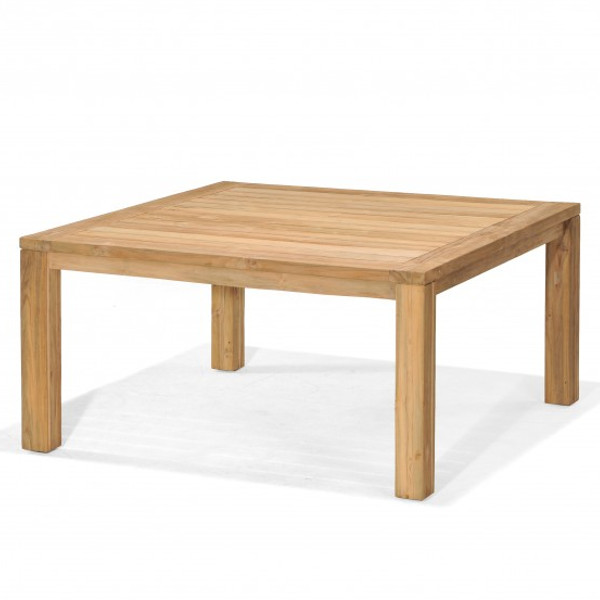 Teak - Valencia Dining Table 43""