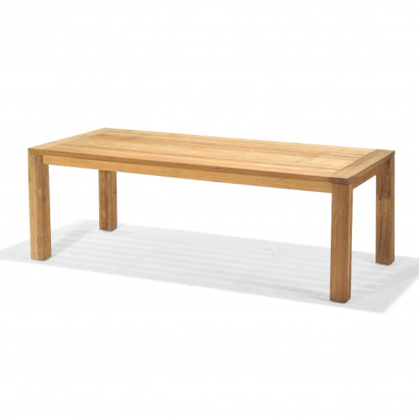 Teak - Valencia Dining Table 87""
