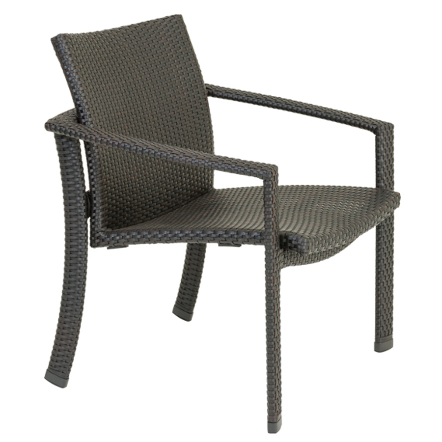 Vela Woven Dining Chair