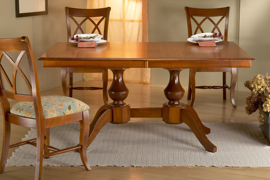 Woodstock Double Table