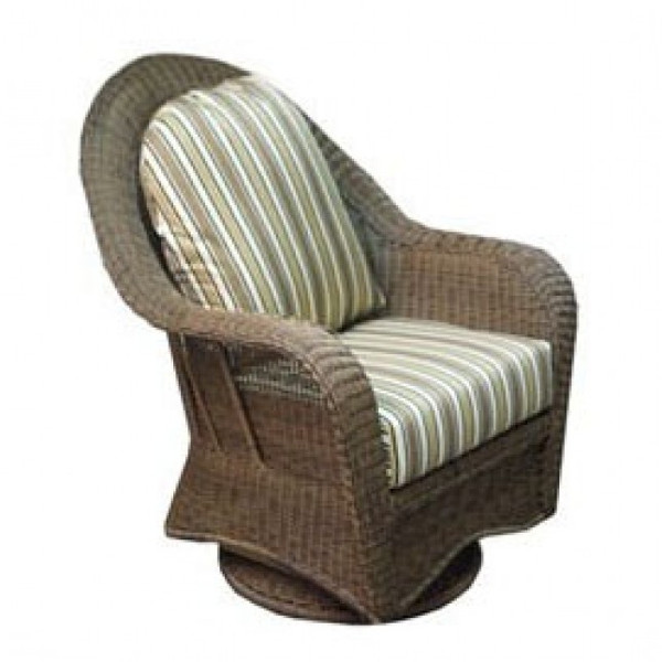 Wyndham - High Back Swivel Glider