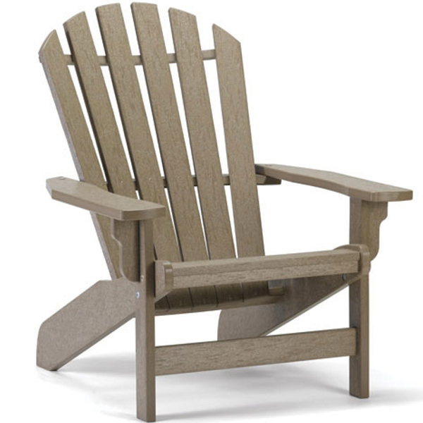 Adirondack Coastal Chair