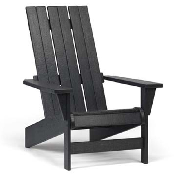 Basic Adirondack Fanback Chair