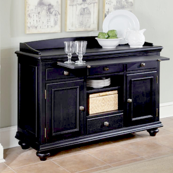 Buffet Server - Black