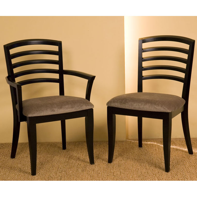 Arm Chair & Side Chair