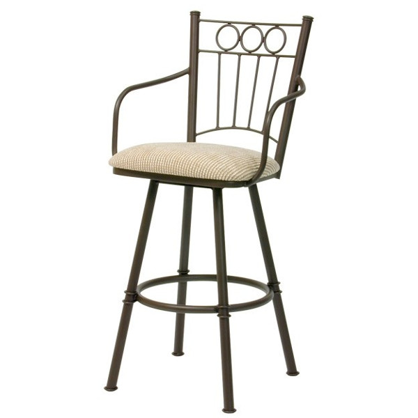 Charles II Bar Stool