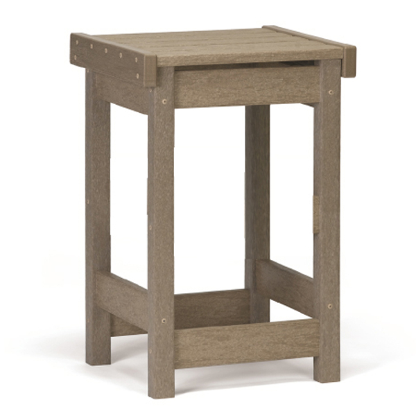 Counter Stool Flat Seat