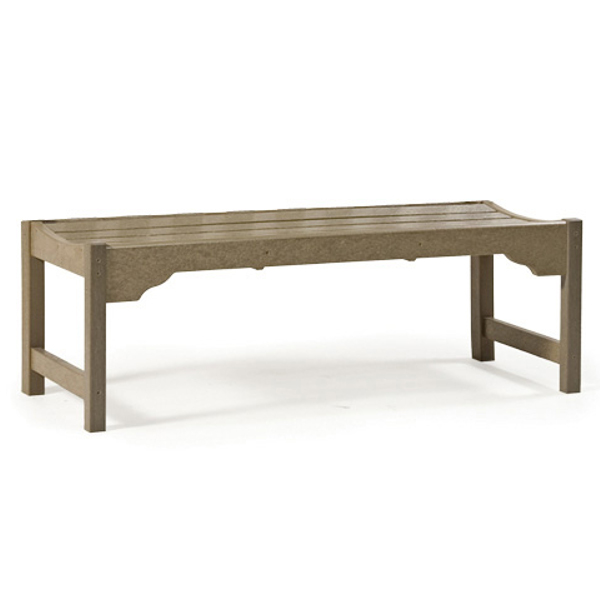 Horizon Backless Bench
