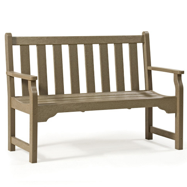 Horizon Garden Bench