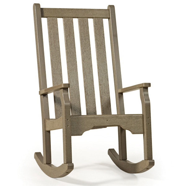 Horizon High Back Rocking Chair