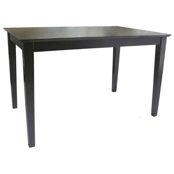 Shaker Table - Java finish
