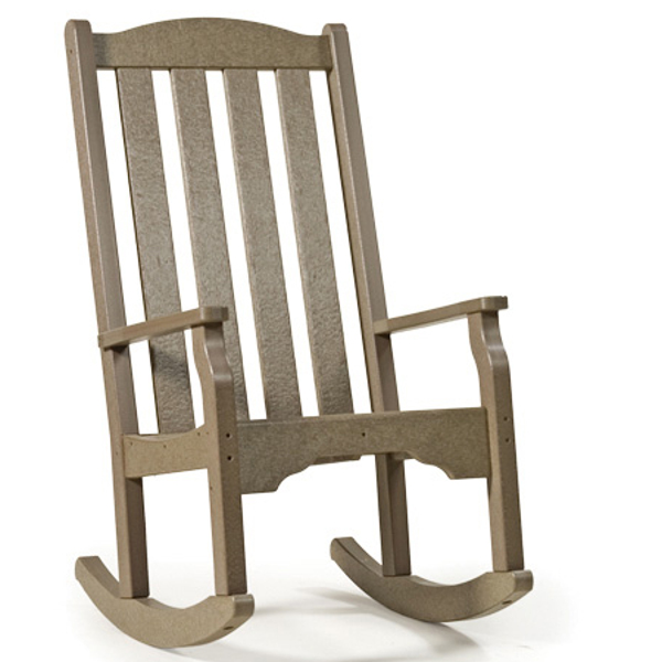Ridgeline - High Back Rocking Chair