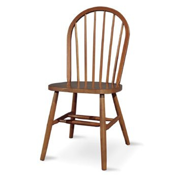 Windsor Side Chair - Soft Cherry